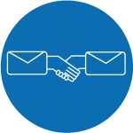 Email transaction graphic